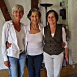 Rosemarie mit Dinah Rodrigues